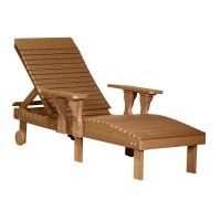 Lounge Chair | Deck Chairs | Recycled Patio | Fine Oak Things