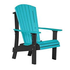 Non Wood Adirondack Chairs Bean Bag Chair With Built In Blanket And Pillow Royal Recycled Patio Fine Oak Things