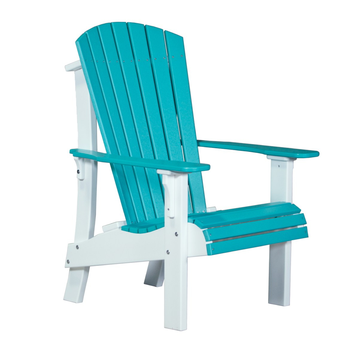Blue Adirondack Chair Royal Adirondack Chair Recycled Patio Fine Oak Things