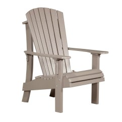 Non Wood Adirondack Chairs Recliner Glider Chair Royal Recycled Patio Fine Oak Things