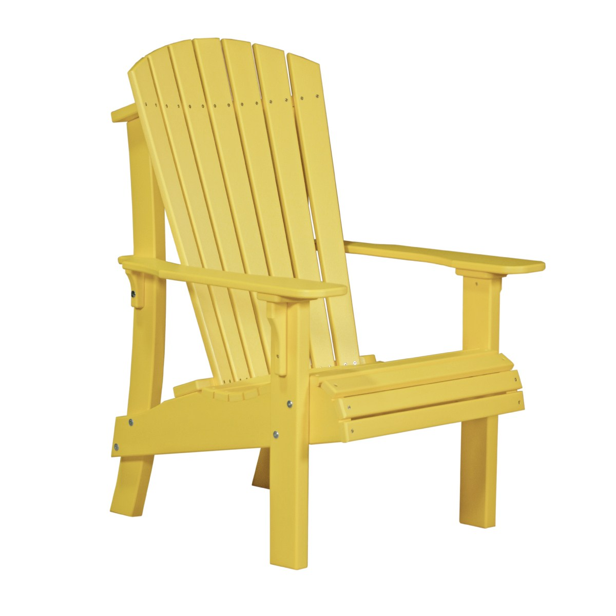 yellow adirondack chairs plastic office chair arms royal recycled patio fine oak things