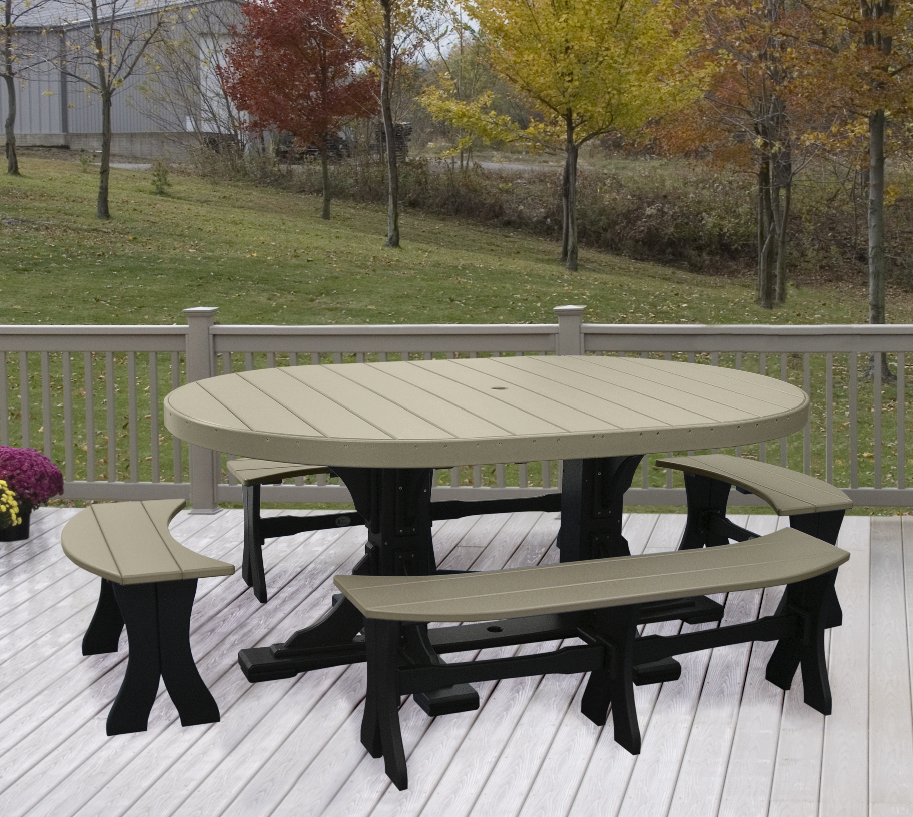 Amish Made Dining Table