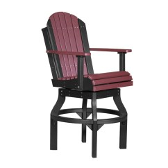 Non Wood Adirondack Chairs Chaise Lounge Patio Chair Swivel Recycled Fine Oak Things