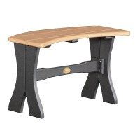 Small Dining Bench | Recycled Patio | Fine Oak Things