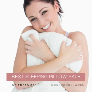 best sleeping pillow Fine Pillow on sale