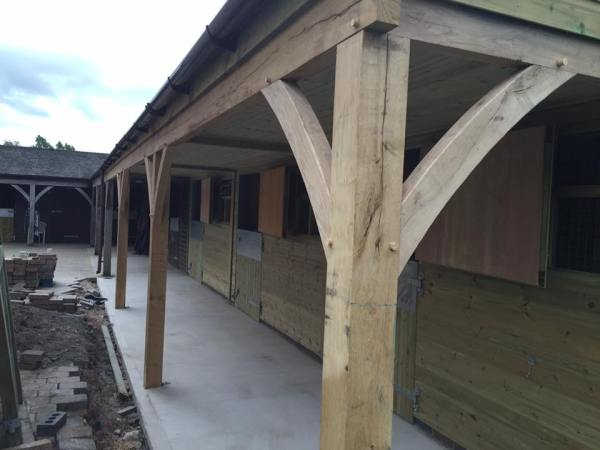 Stable block extension