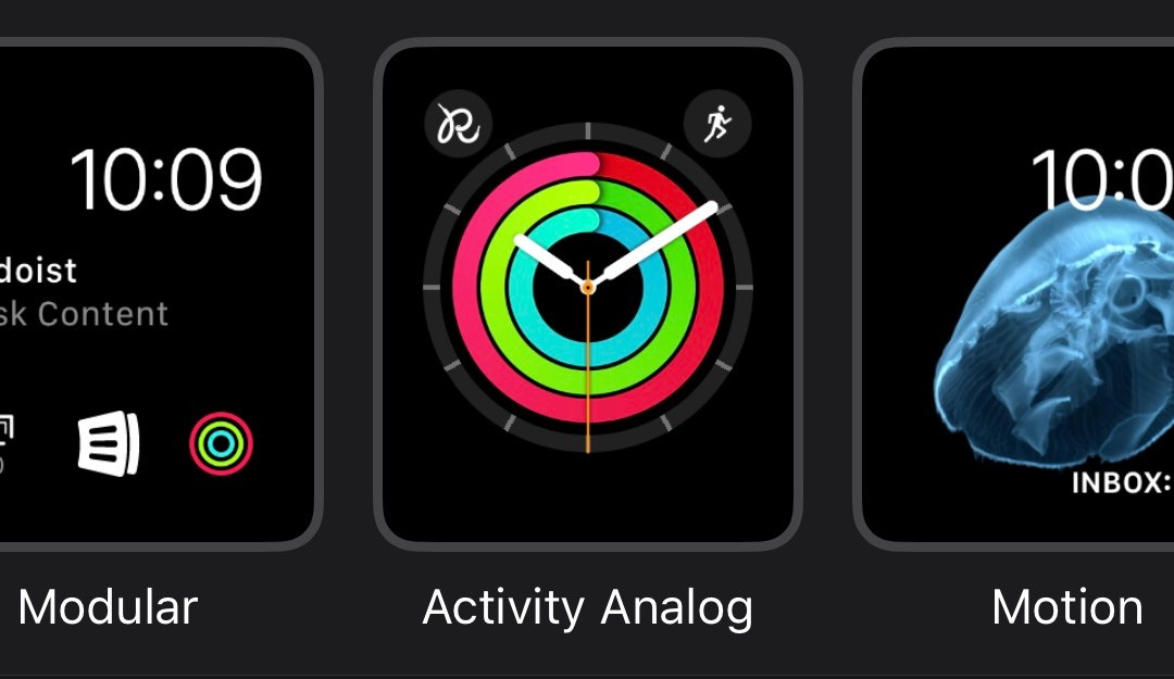 Apple Watch faces for work, play, music, and every occasion in between