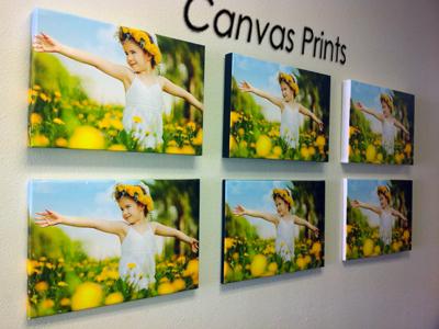 choosing a canvas printer