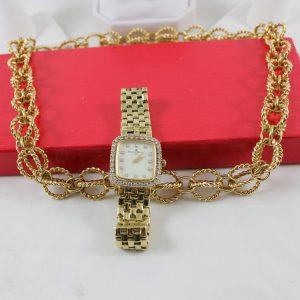 18k Baume & Mercier Ladies Wristwatch