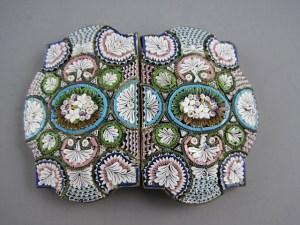 Micro Mosaic Buckle