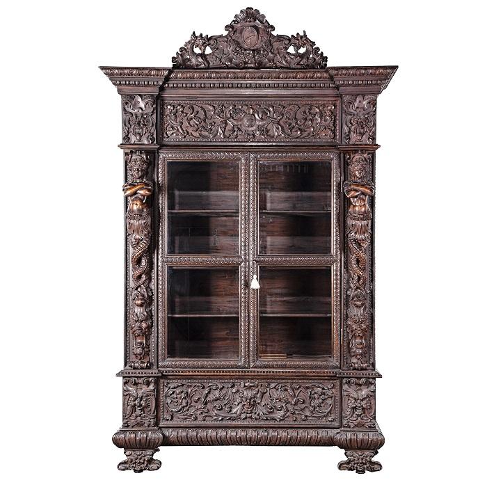 R. J. Horner Cabinet: $10,8000