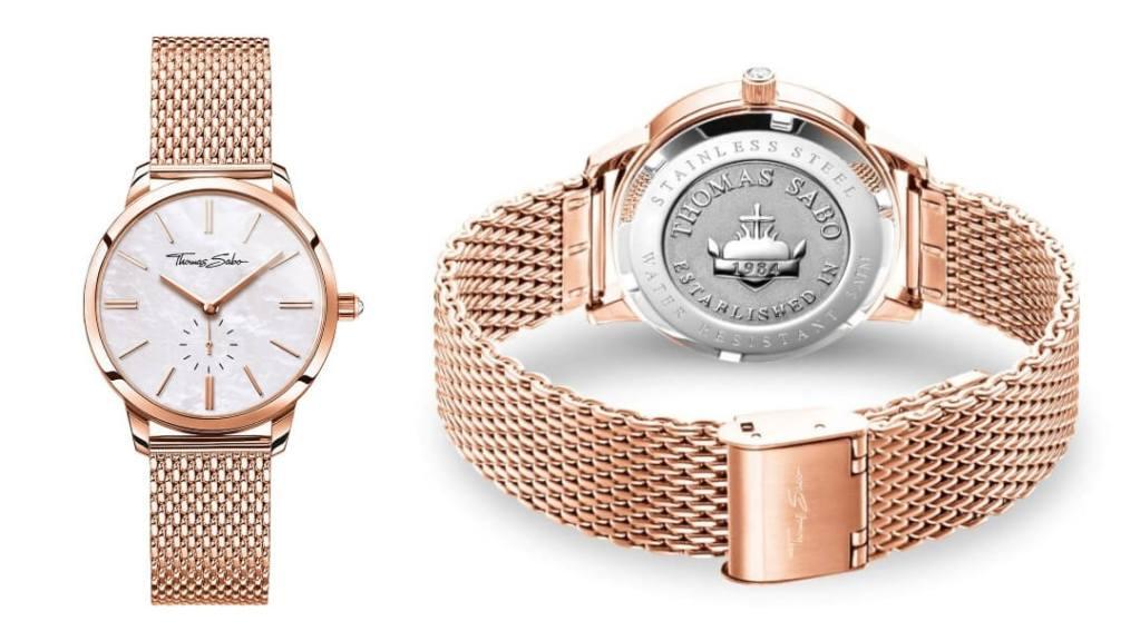 julklapptips till flickvännen: Glam Spirit armbandsur från Thomas Sabo