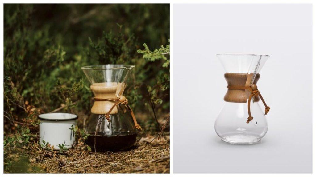 inflyttningspresenterna 2019: Kaffebryggare från Chemex