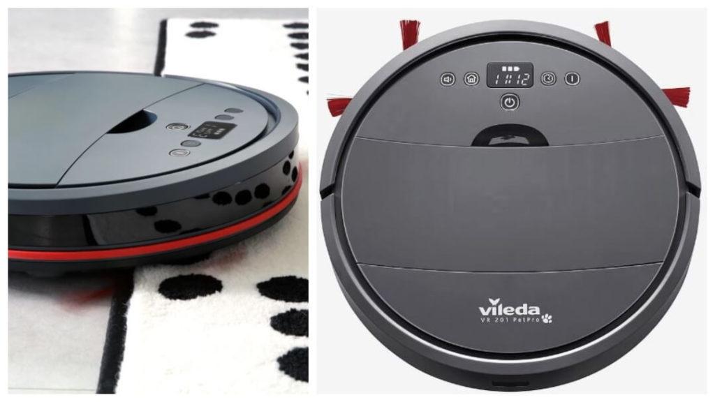 Presenttips till honom: Vileda, Robotdammsugare VR201 Pet Pro