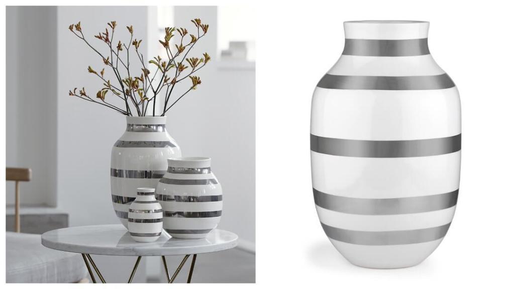 Omaggio vase fra Kähler - Gavetips til 50-årsdagen