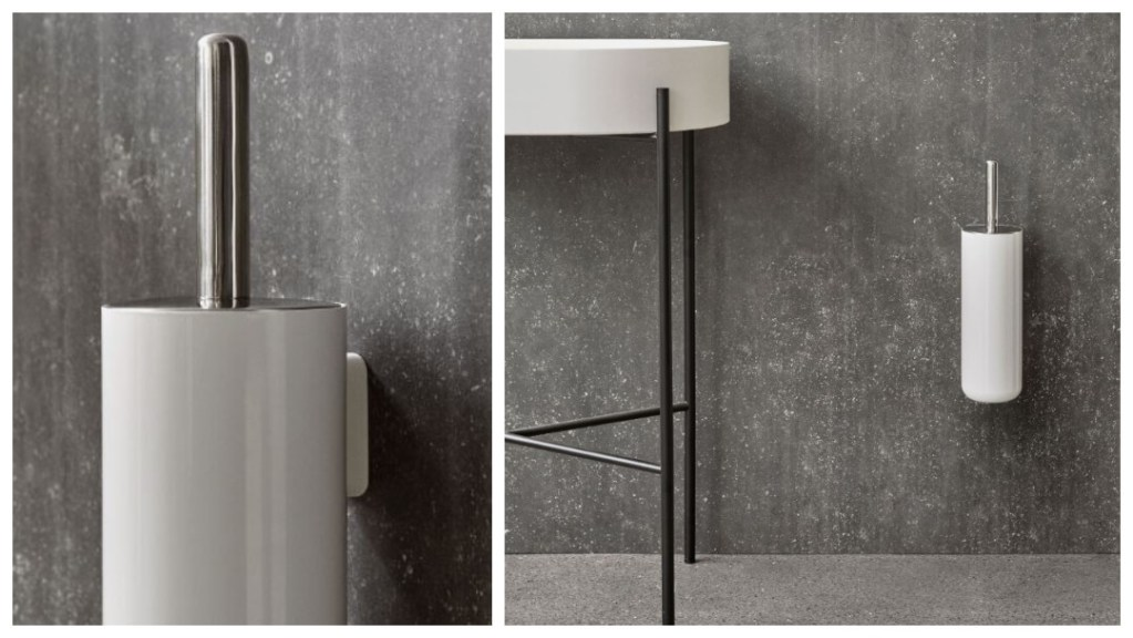 Toilet brush Wall fra Norm Architects