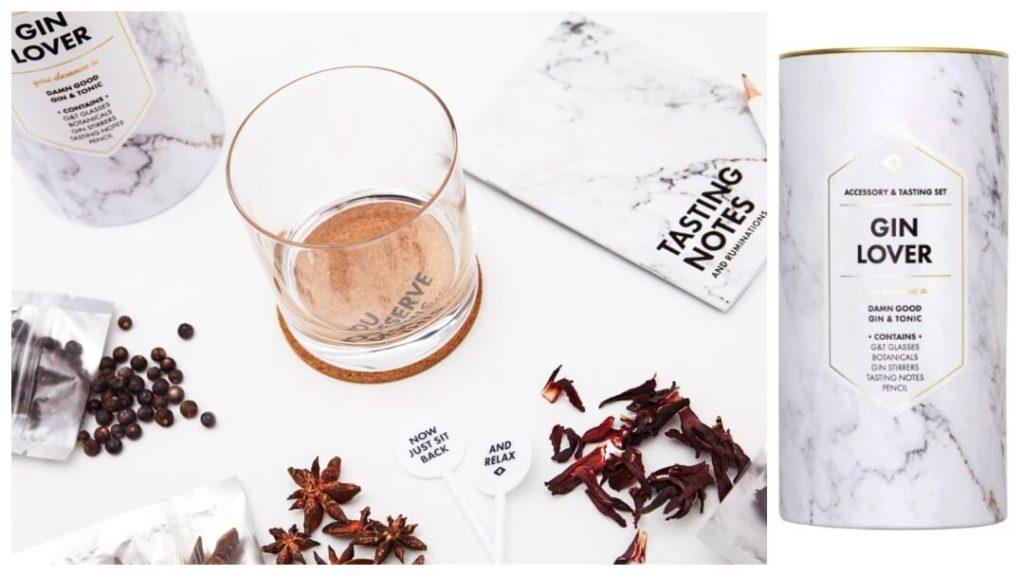 fars dag-presenter 2019: Gin Lovers Kit från Men's Society