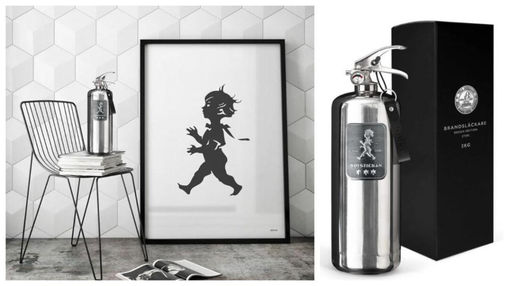 Presenter till pappa 2019: Brandsläckare Design Edition
