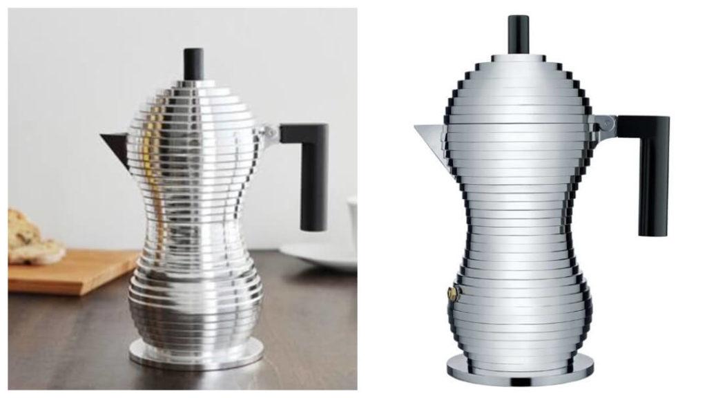 fars dag-presenter 2019: Pulcina kaffebryggare från Alessi