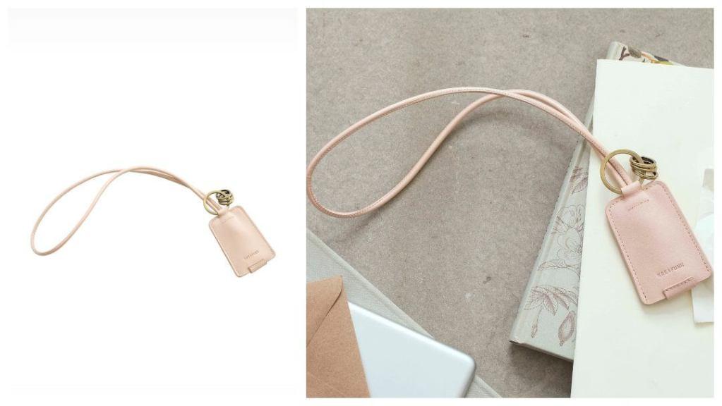 cChain nøkkelring med micro-USB fra Kreafunk - Tips til eksamensgave