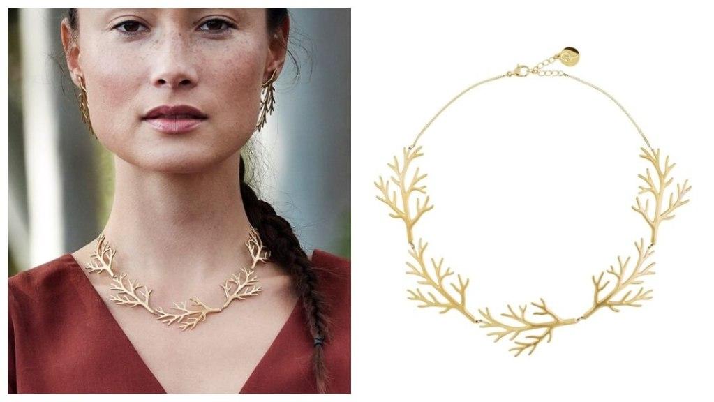 julegavetips til mamma: Branch Necklace fra Edblad