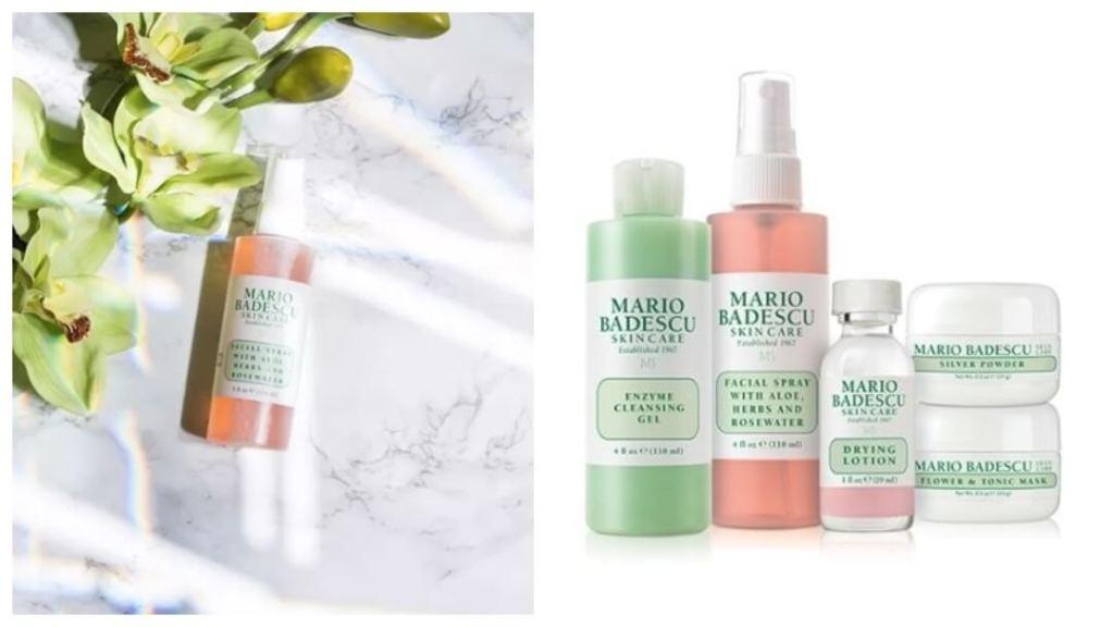 julklappstips till mamma: #1 Essentials kit från Mario Badescu