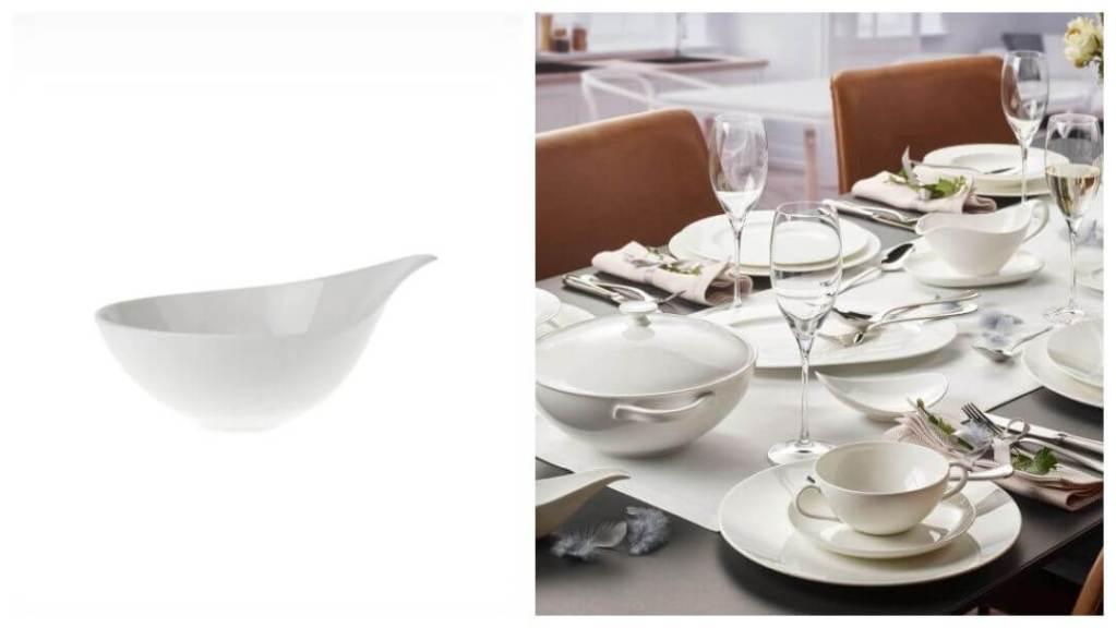 tips på forlovelsegaver: Flow dessertskål fra Villeroy & Boch