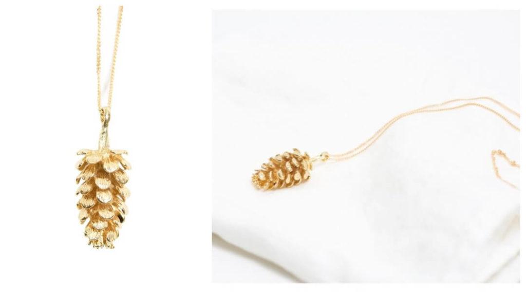 presenttips till mamma: halsband kotte