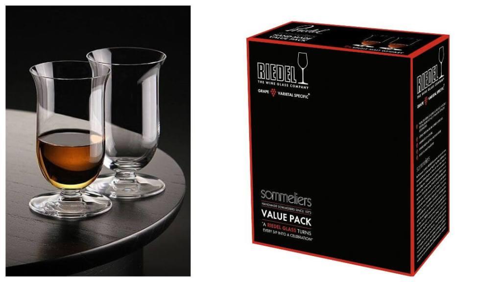 whiskyglas hos fineshelf: Riedel Sommelier