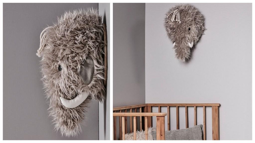 Neo Mammut veggdekorasjon - Gavetips til babyshower
