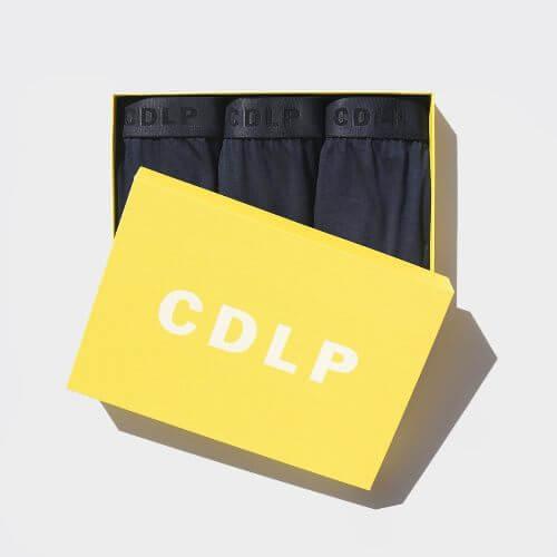 Julklappstips till honom: Exklusiva och sköna kalsonger från CDLP (3-pack)