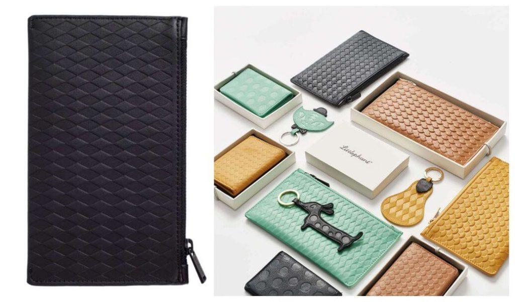 Fin present till henne: Annorlunda plånbok från Little Elephant