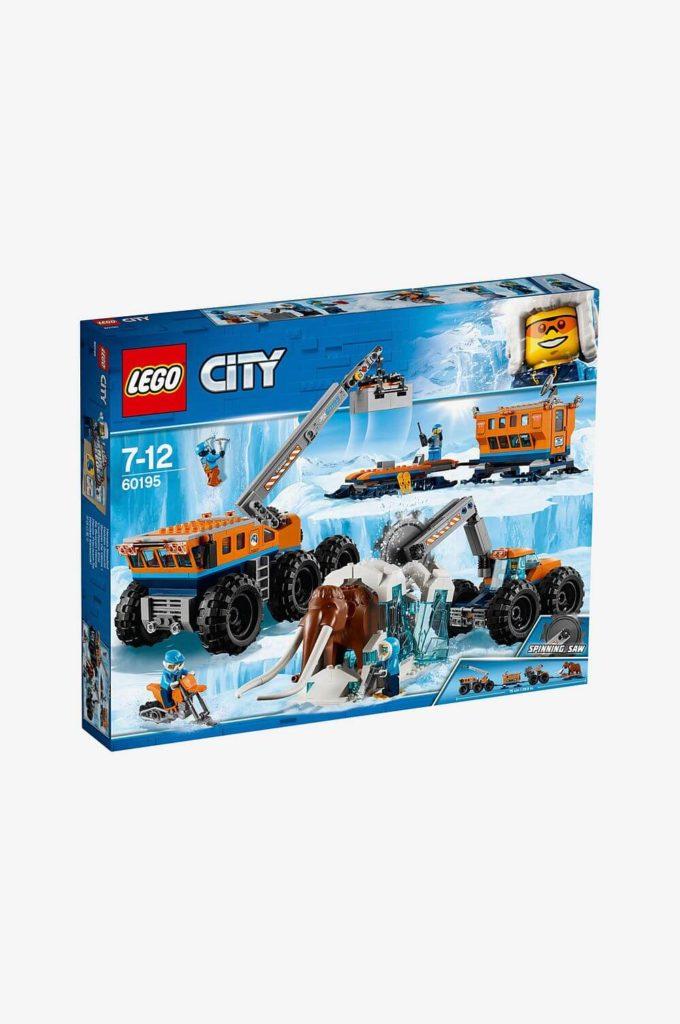 Presenttips barn 8 år: Lego city Arktiskt moilutforskningsbas 6-8 år