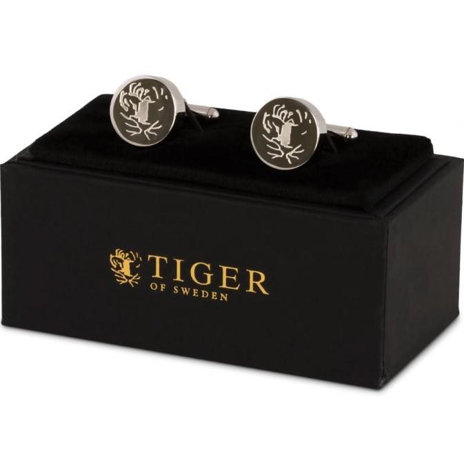 75 års present: manschettknappar från tiger of sweden