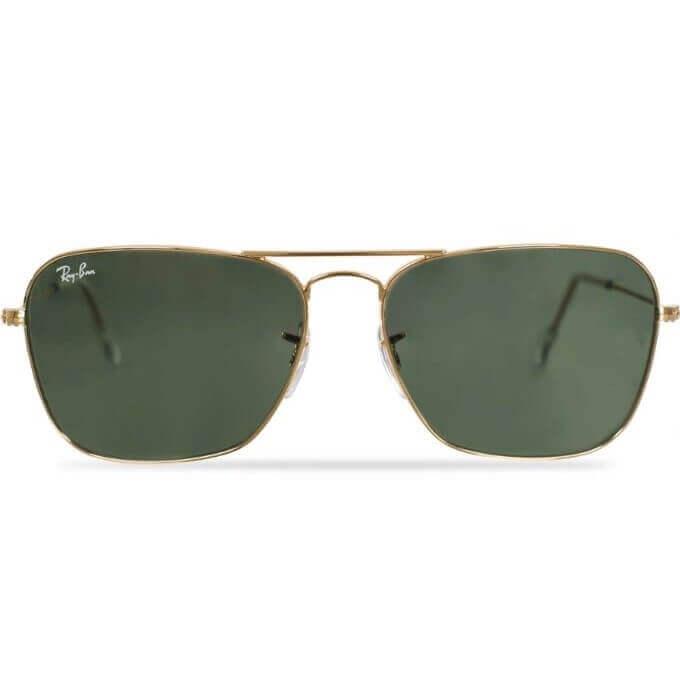 Presenttips till bror: Rayban Caravan solglasögon