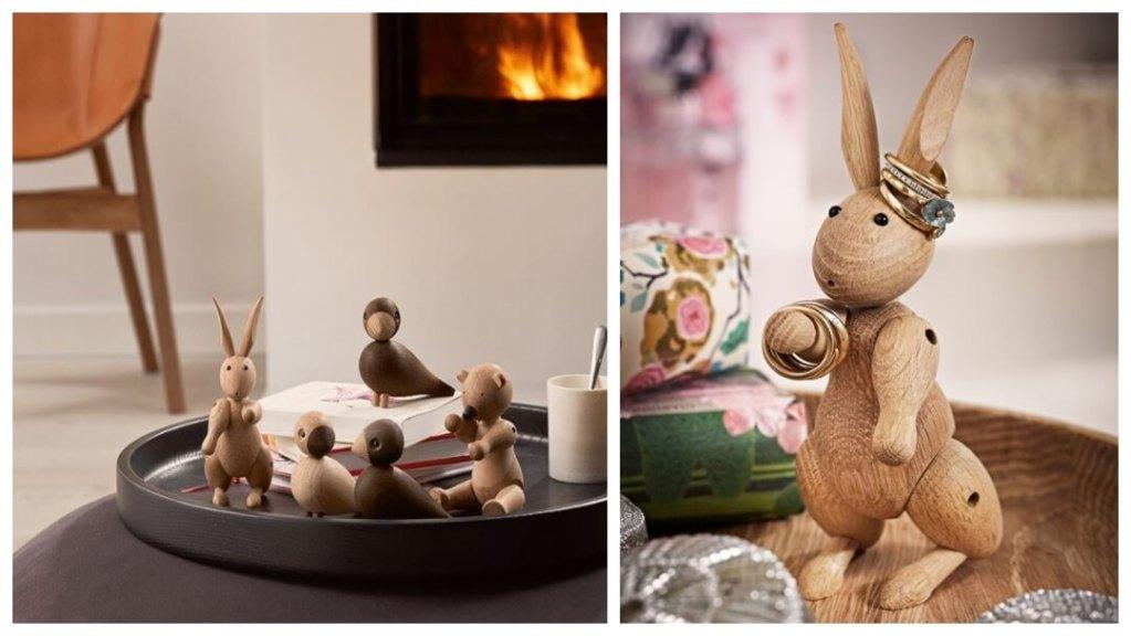 kanin fra Kay Bojesen - Gavetips til babyshower