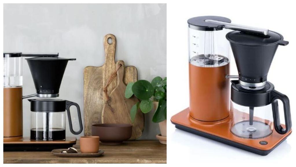 Classic Terracotta kaffebrygger fra Wilfa - Gavetips til farsdagen