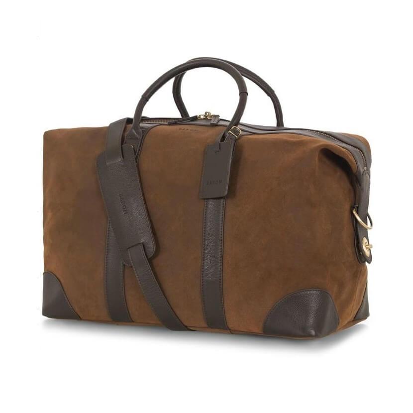 Presenttips till man: Weekendväska från Brown Nubuck