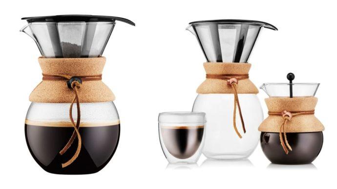 Gaveidé: Pour Over kaffebrygger fra Bodum