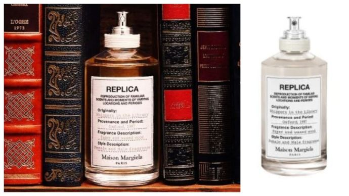 Gaveidé: Whispers in the Library EdT fra Maison Margiela