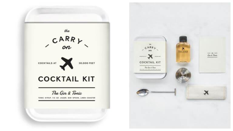 Gavetips til farsdagen_ Gin & tonic Kit fra W&P Design
