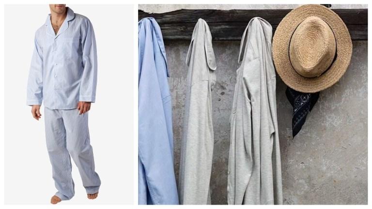 Gavetips til pappa: Authentic American pysjamas fra Lexington