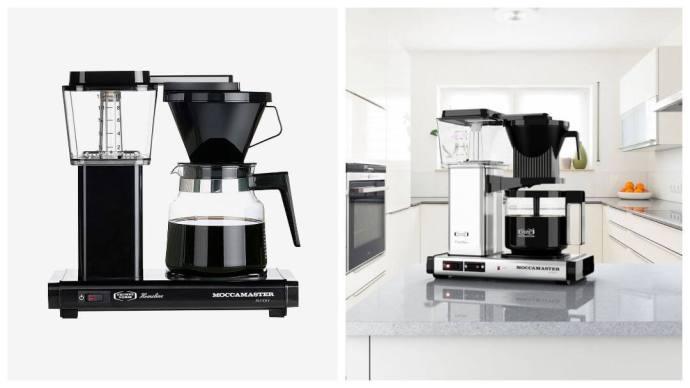 Gavetips til 30-årsdagen: Moccamaster kaffekoker