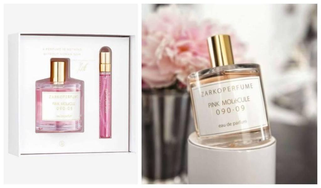 Gaveidé til henne: Pink Molecule sett fra Zarkoperfume