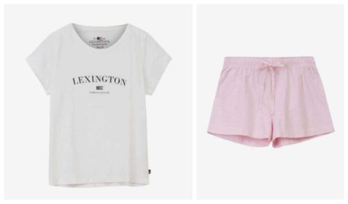 Gaveidé til henne: Women's Pyjama Set fra Lexington