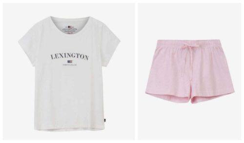 Gaveidé til henne: Women's Pyjama Set fra Lexington