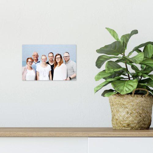 Aluminium fotopanel