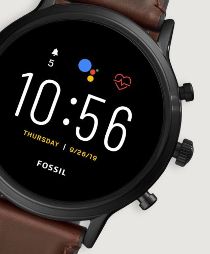 The Carlyle Smartwatch fra Fossil