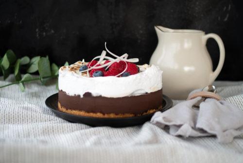 Kake levert på døra