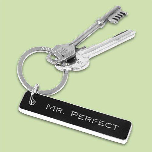 Nyckelring – Till den som är perfekt